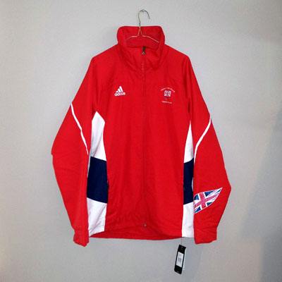 Team GB Presentation Jacket