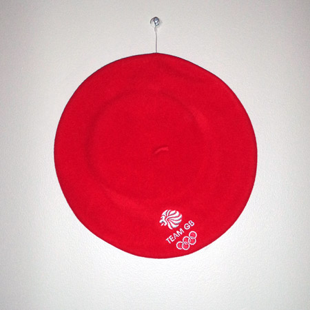Team GB Womens Parade Beret