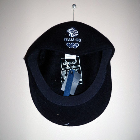 Team GB Mens Parade Cap