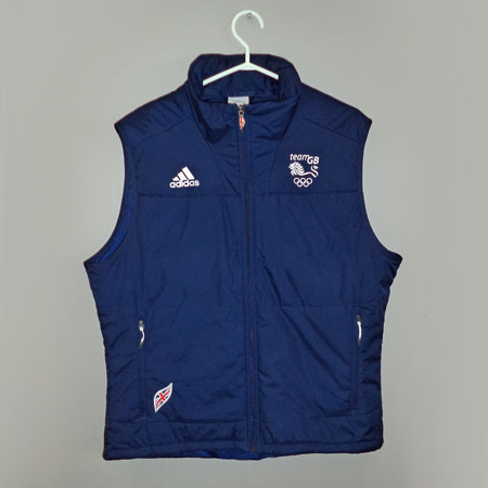 Team GB Blue Vest